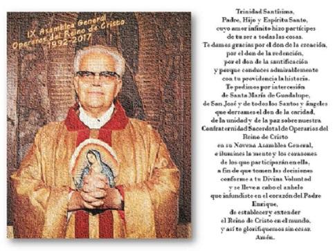 Oración 9a. Asamblea CORC